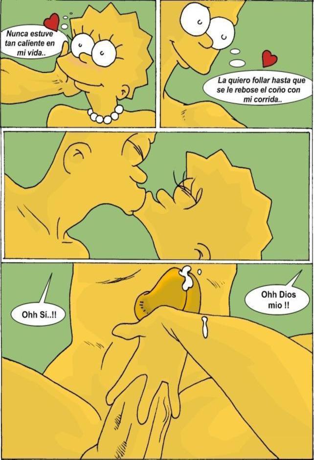 Bart y marge comics gratuitos de sexo