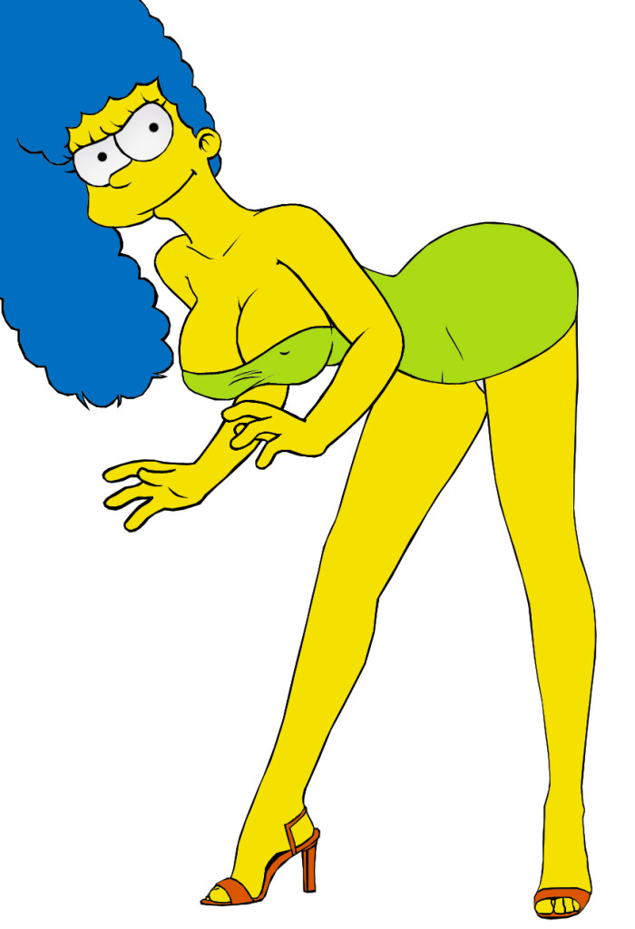 naha a sexi march simpsons