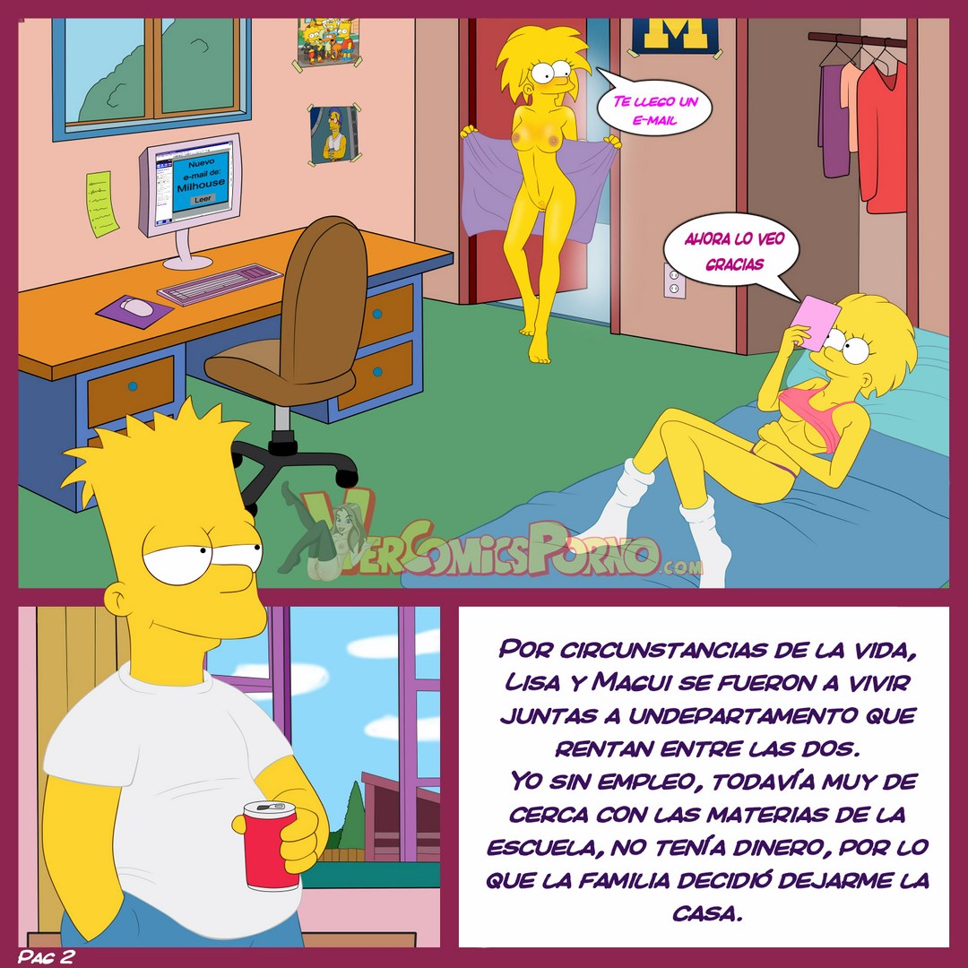"""No comments on """"Bart cachondo con sus hermanas » bart 002"""""""