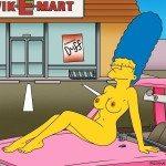 Marge_Simpson desnuda The_Simpsons