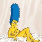 marge simpson desnuda en imagenes
