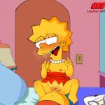 lossimpsonsporno-Bart-Simpson se folla  a lisa xxx incesto