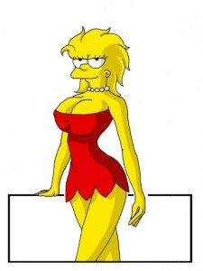 Imagenes y comics xxx de Lisa Simpson