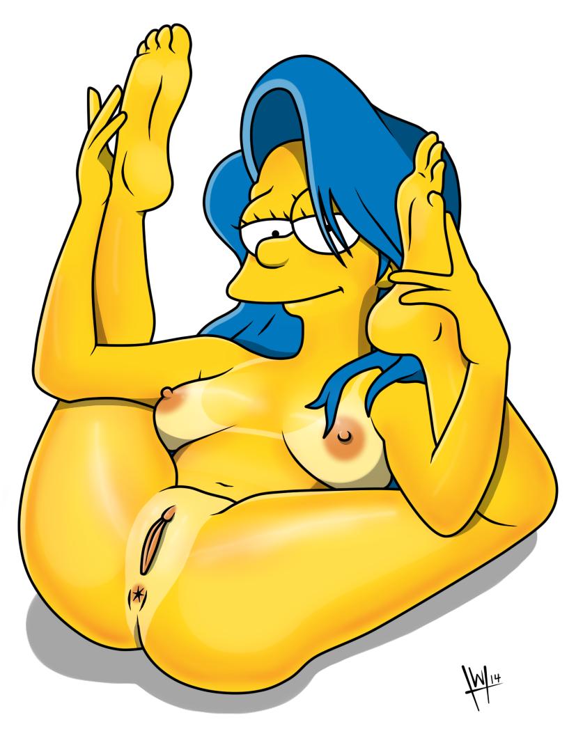 Marge culito prieto