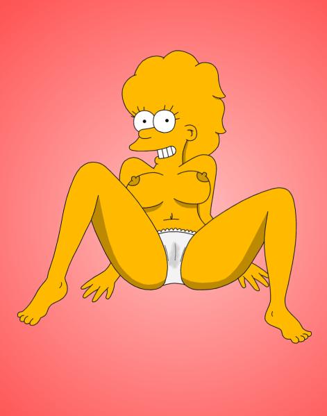 Lisa mojadita y lista para follar.