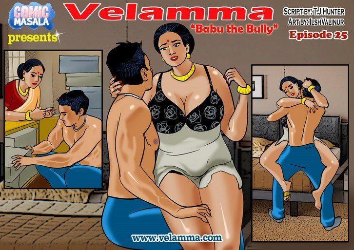 Velamma 25