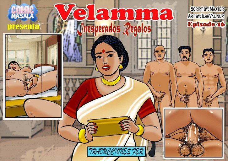 Velamma 16