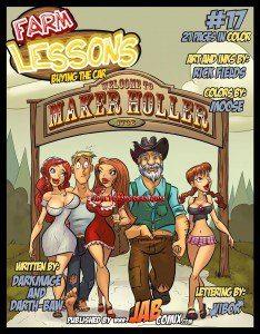 Lecciones de granja 16