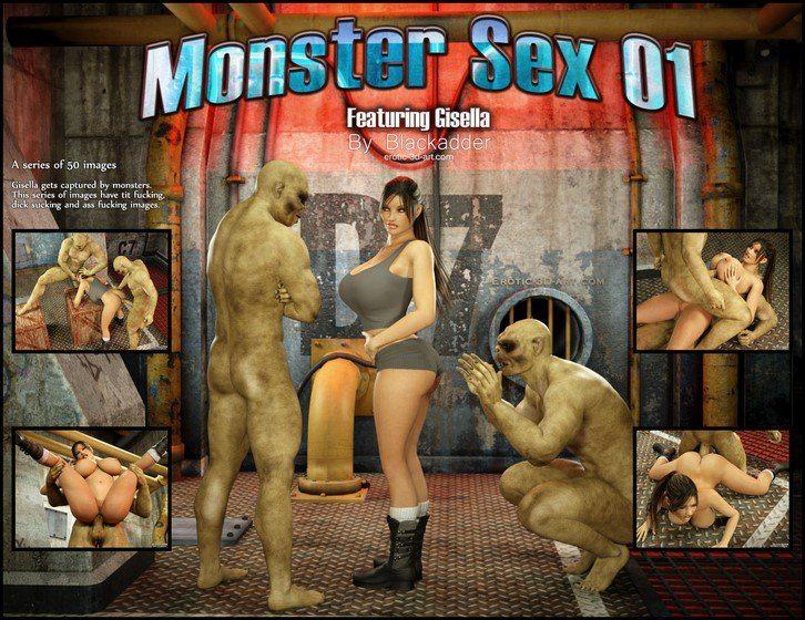 Monster sex 1