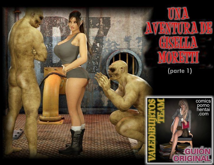 Una aventura de Gissela Moretti 1