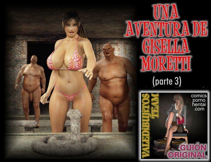 Una aventura de Gissela Moretti 3