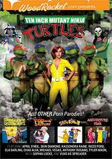 Las tortugas Ninja XXX