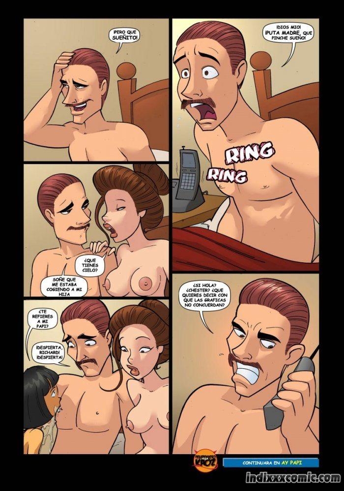 Ay papi 0 Comics de incesto
