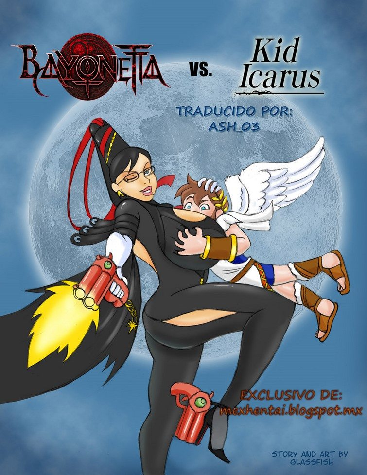 bayonetta-vs-kid-icarus 1