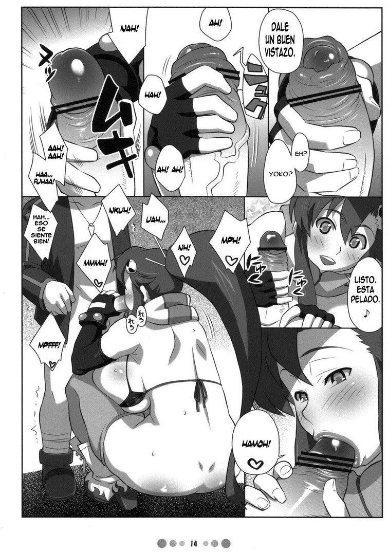 bishoujo-sunaipa-yoko-san-no-hunting-nikki 13