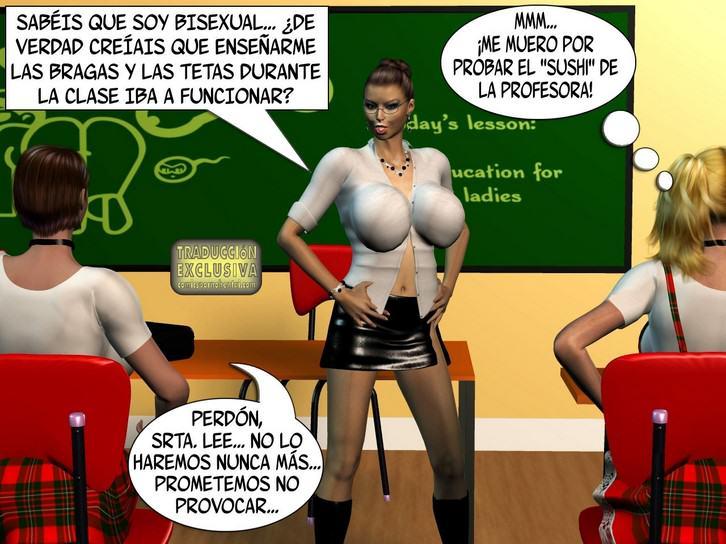 castigadas 2