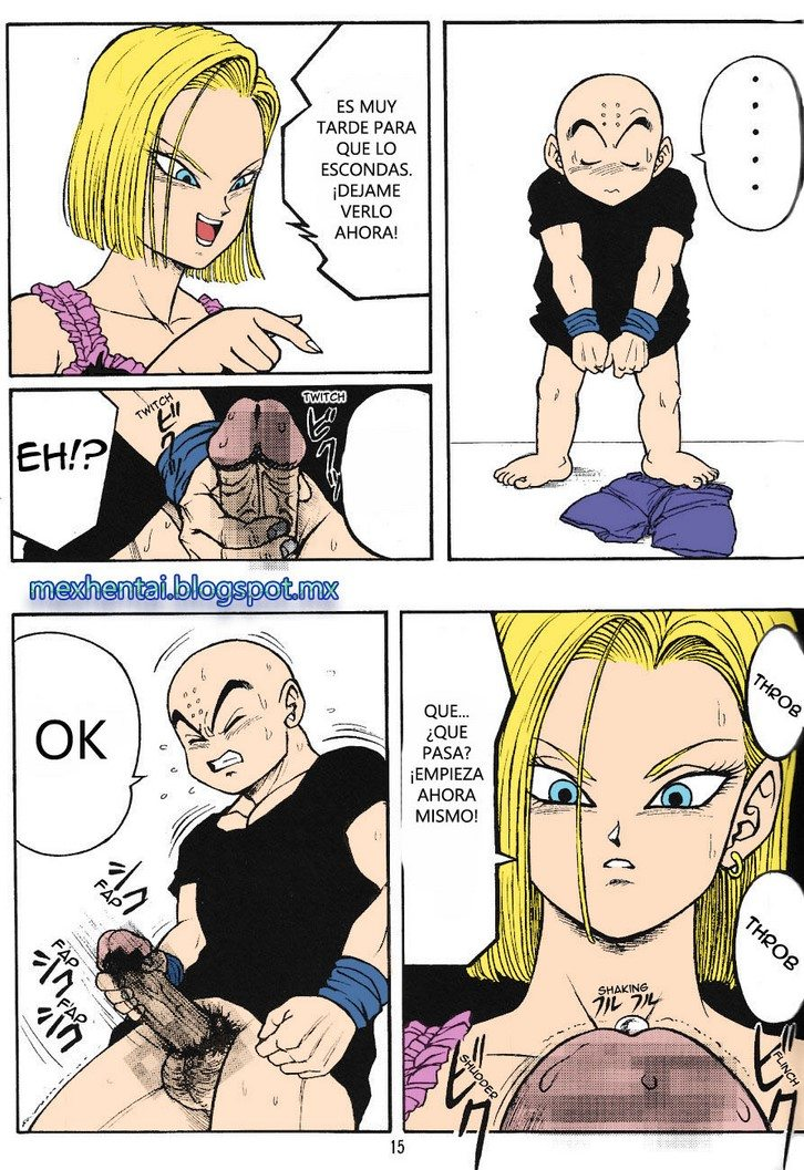 dragon-ball-h-krillin-x-18-version-color 13