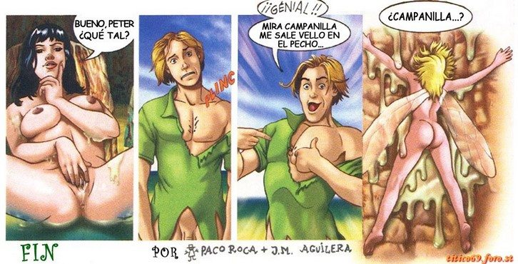 El final de peter pan
