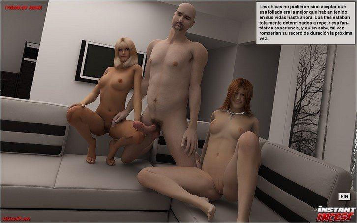 Evaluando a las lesbi hermanas