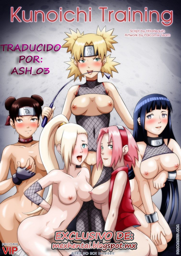 kunoichi-training 1