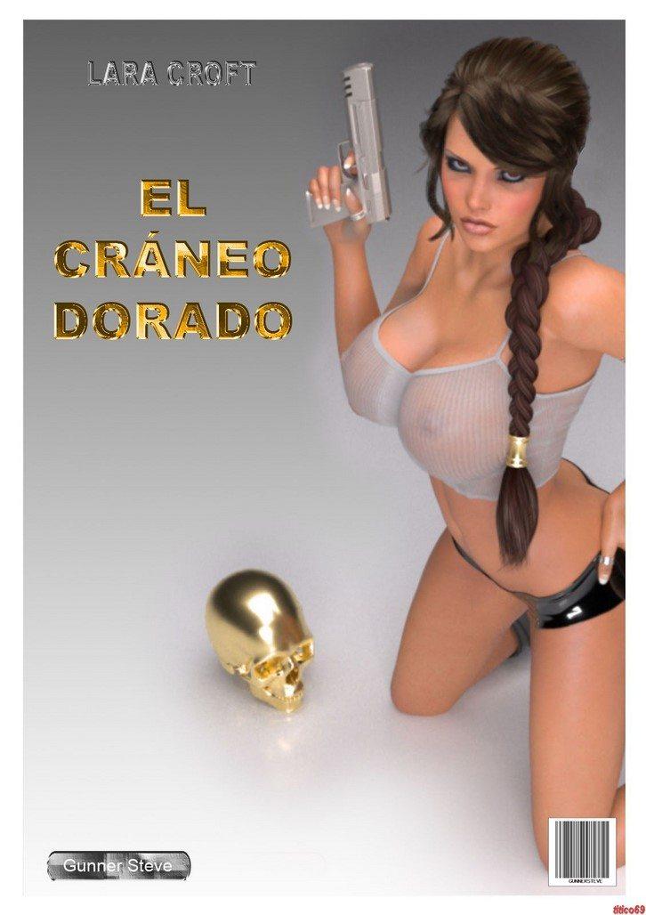 lara-croft-el-craneo-dorado 1