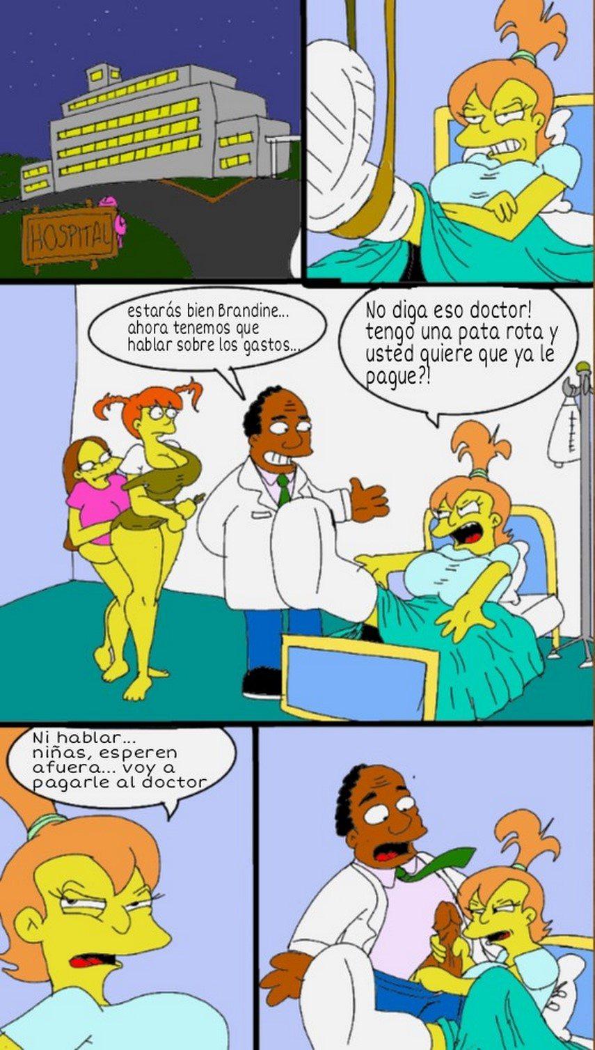 las-spucklers-visita-hospitalaria 5