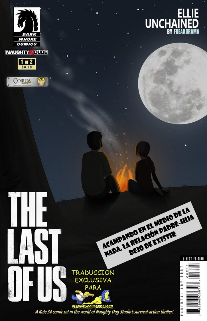 Hentai 3D Lolis the lost of us last-us-ellie-unchained-1 1