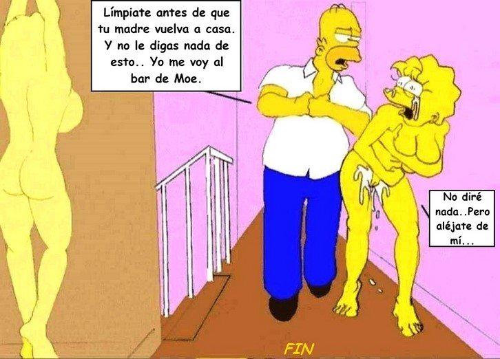 Los Simpsons: El Capitulo no emitido.