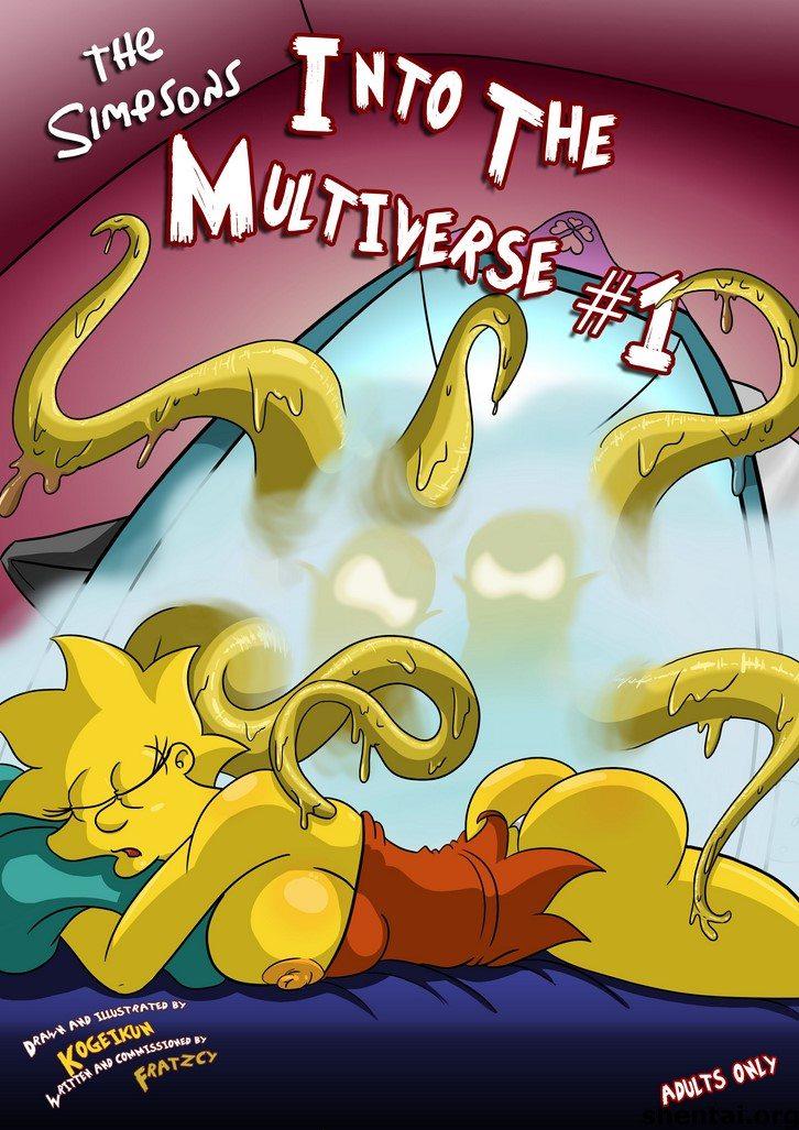 los-simpsons-en-el-multiuniverso 1