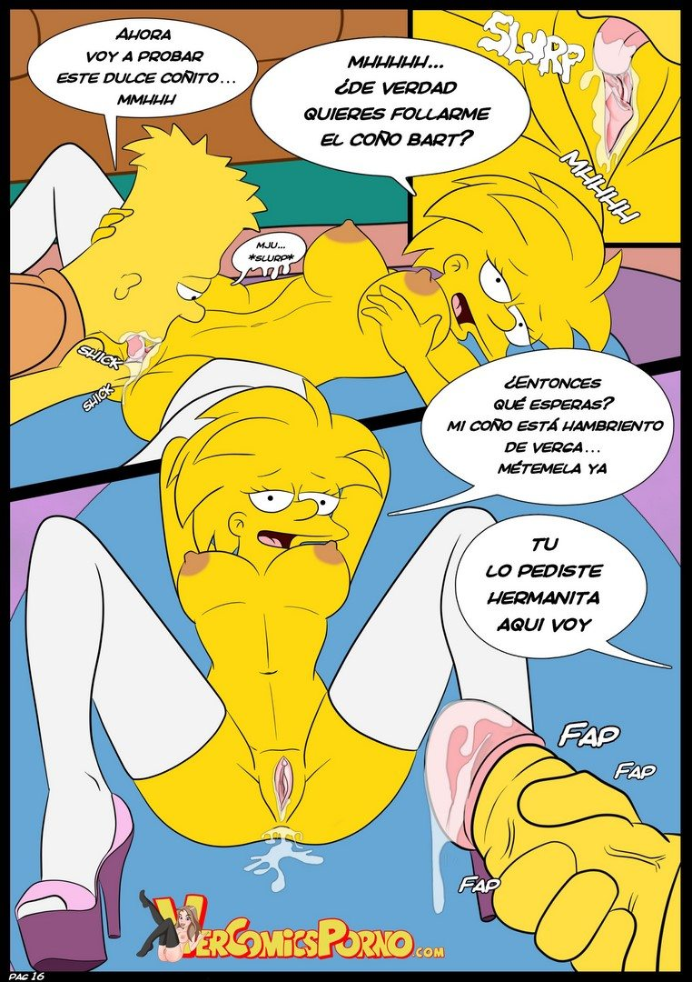 los-simpsons-viejas-costumbres-2-original-exclusivo 17