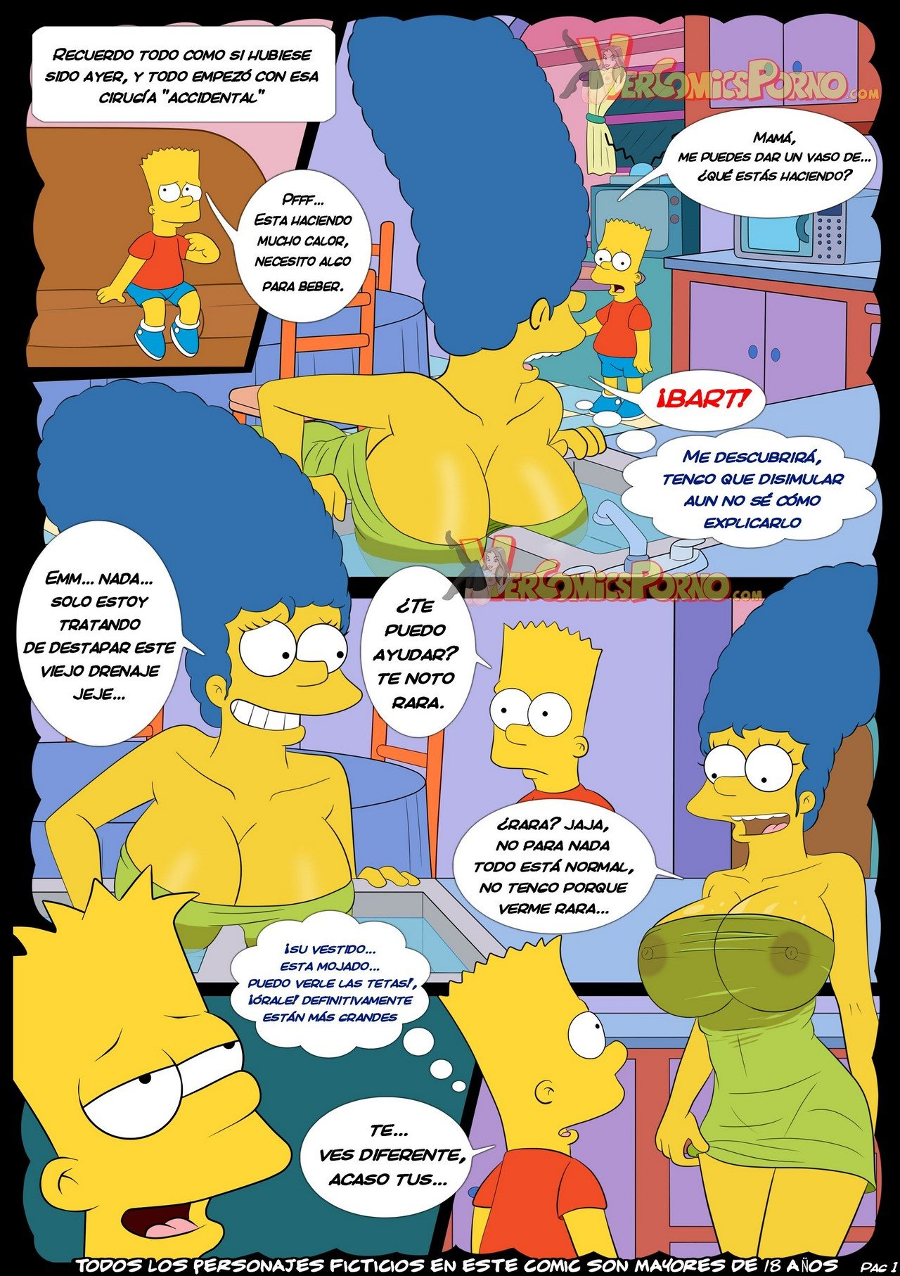 los-simpsons-viejas-costumbres-3-original-exclusivo 2