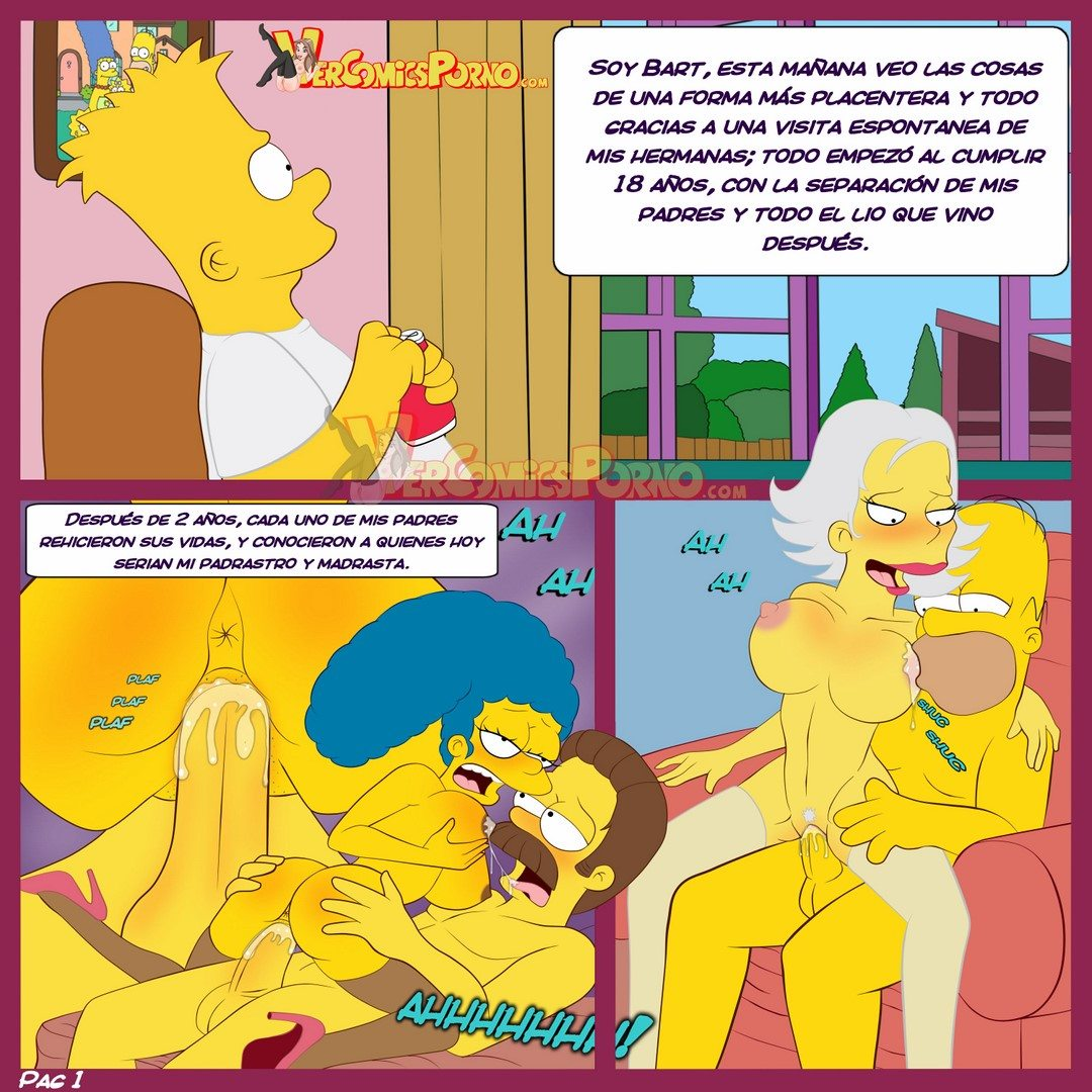 los-simpsons-viejas-costumbres-original-exclusivo 2