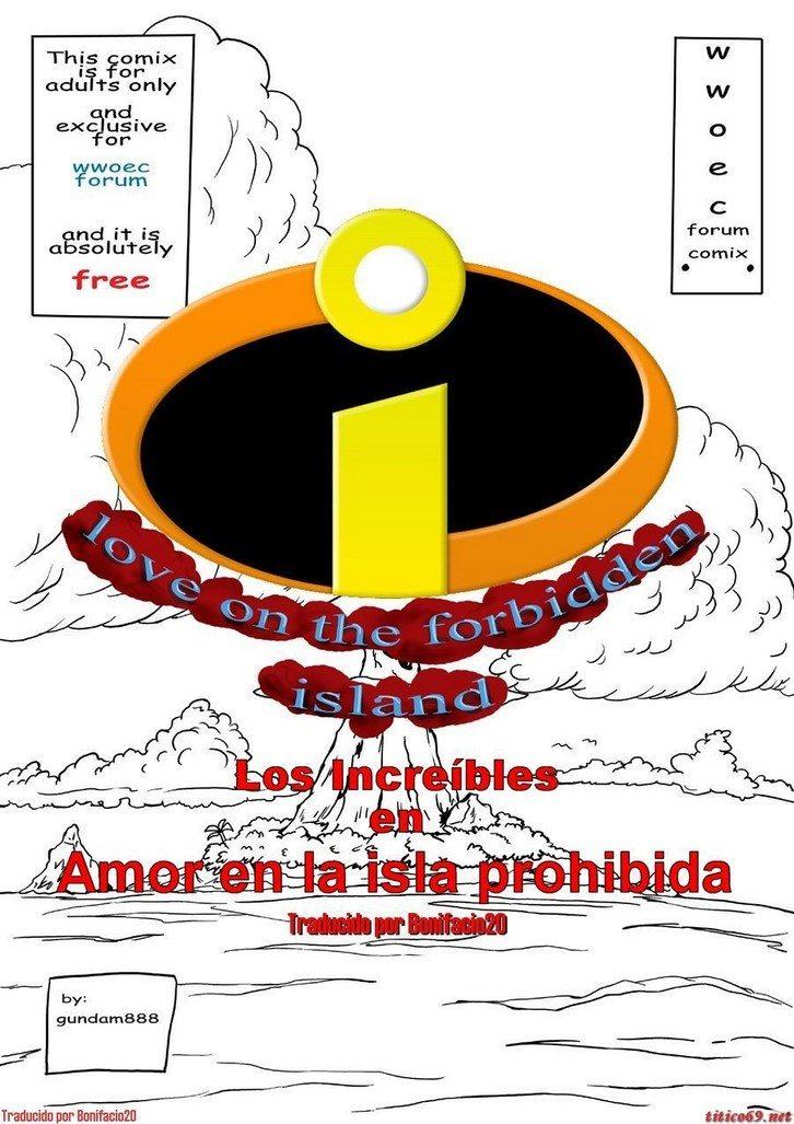 love-forbidden-island-los-increibles 1