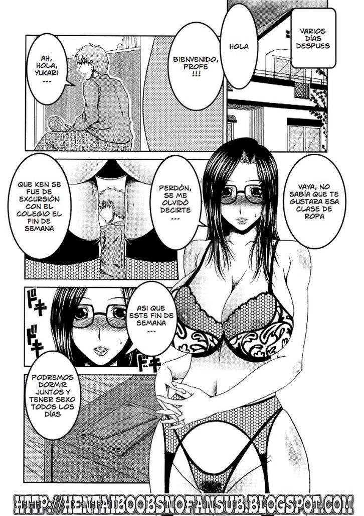 Manatsu No Hanazono 8