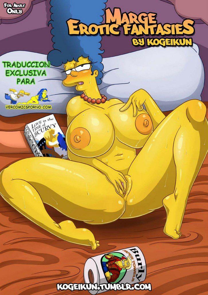 marge-erotic-fantasies-kogeikun los simpson porno