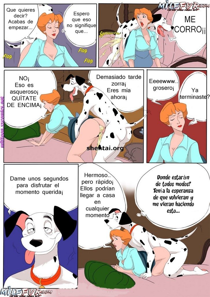 Milffur Bad Pingo 1 español