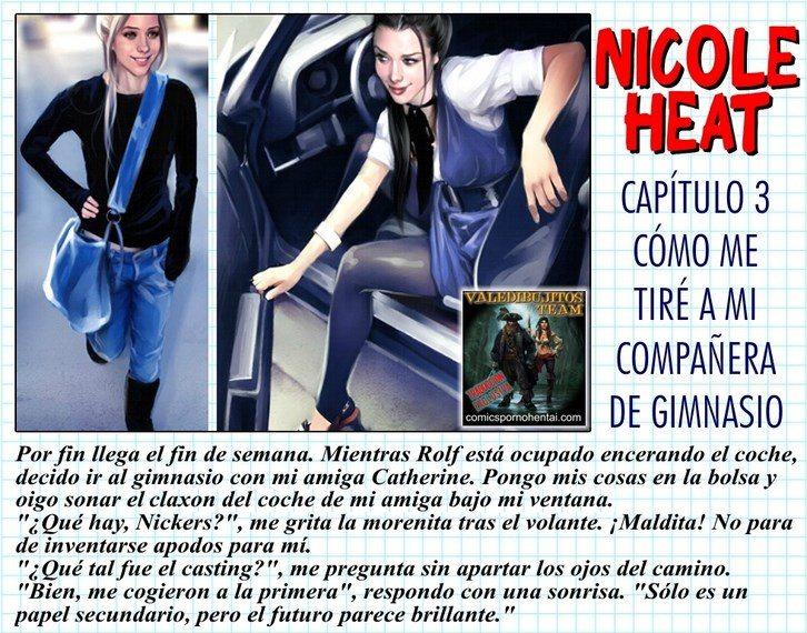 nicole-heat-3-como-tire-mi-amiga 1