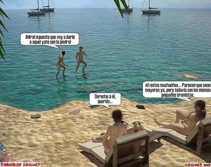 orgia-familiar-en-la-playa 4