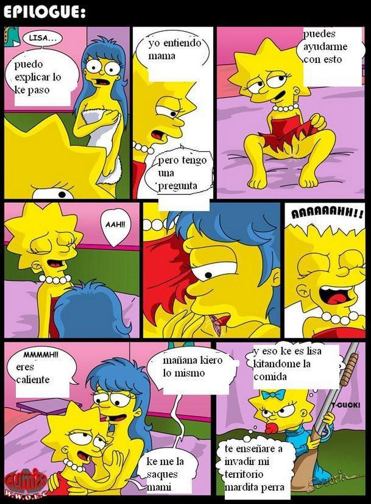 Privacys Invasion Simpsons
