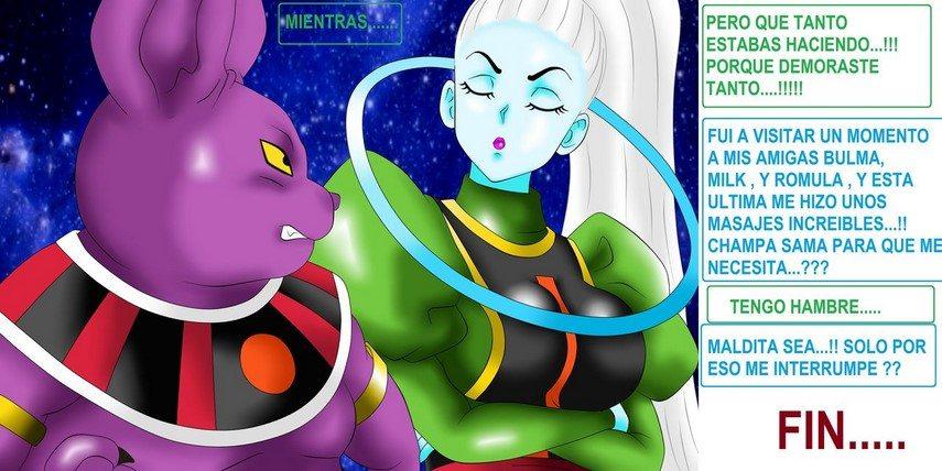 Romula vs Mundo Dragon ball