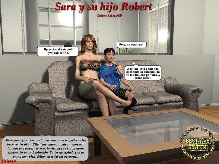 sara-y-su-hijo-robert 1
