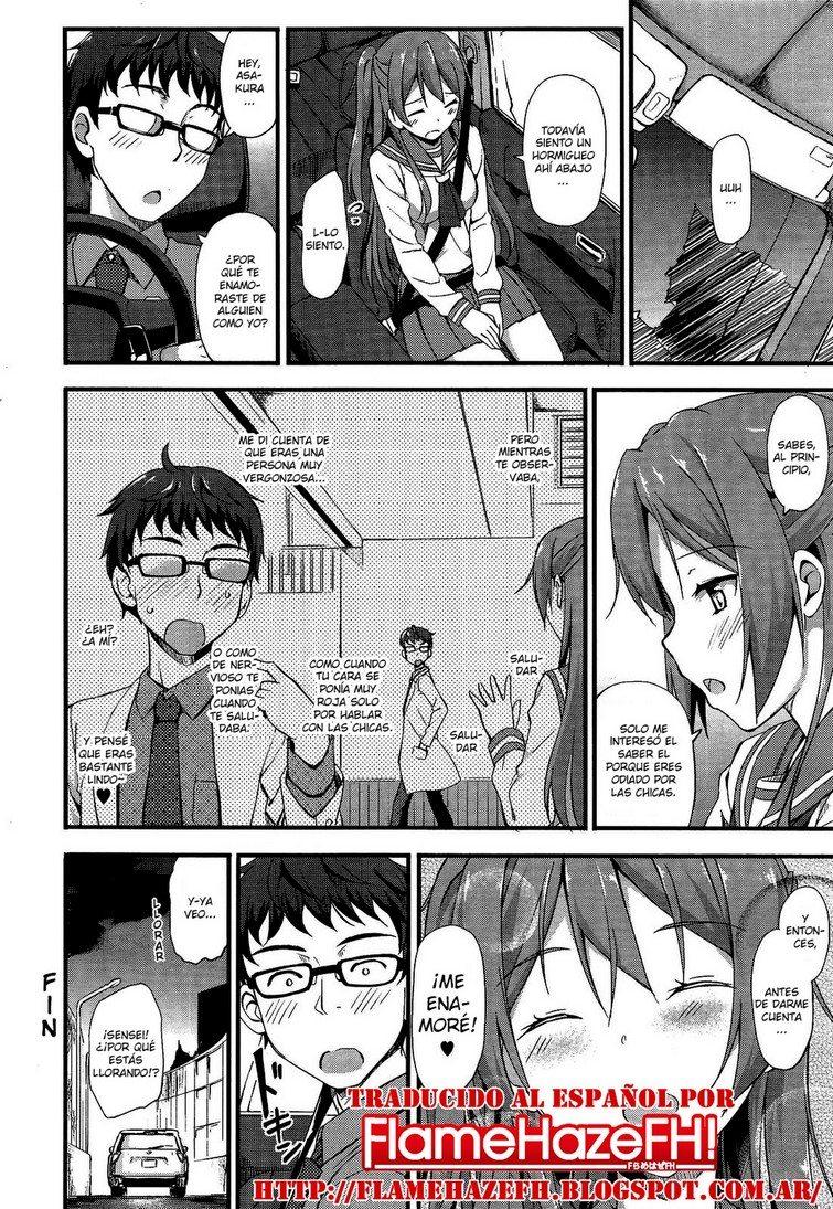 Sensei X Alumna