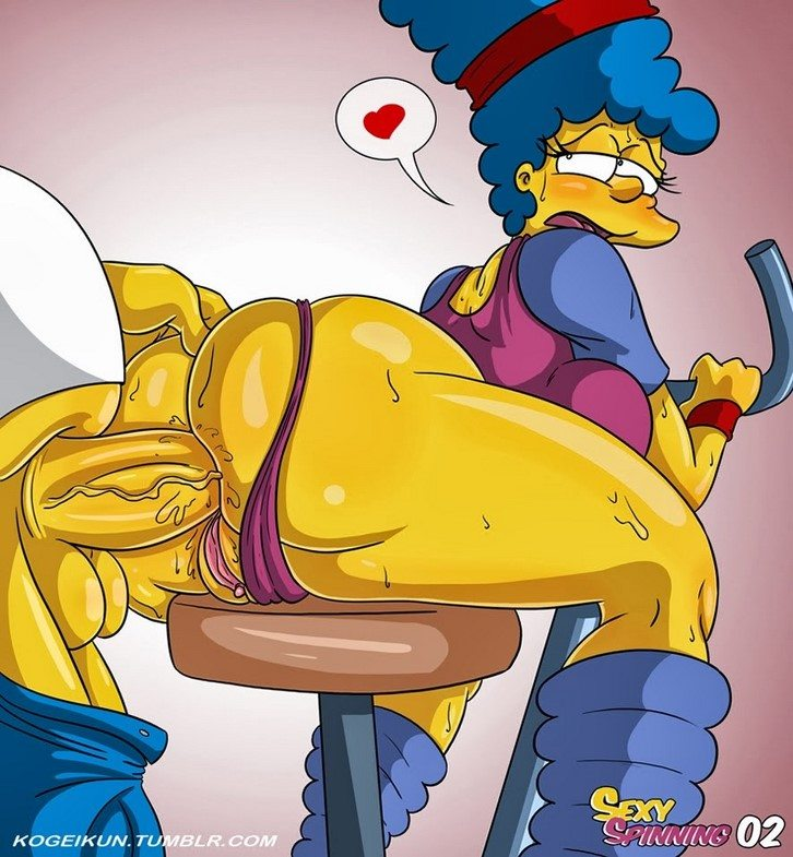 sexy-spinning-los-simpsons 3
