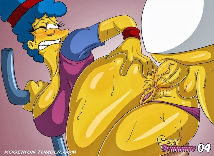 sexy-spinning-los-simpsons 5