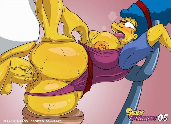 sexy-spinning-los-simpsons 6