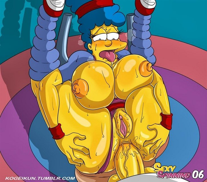 sexy-spinning-los-simpsons 7