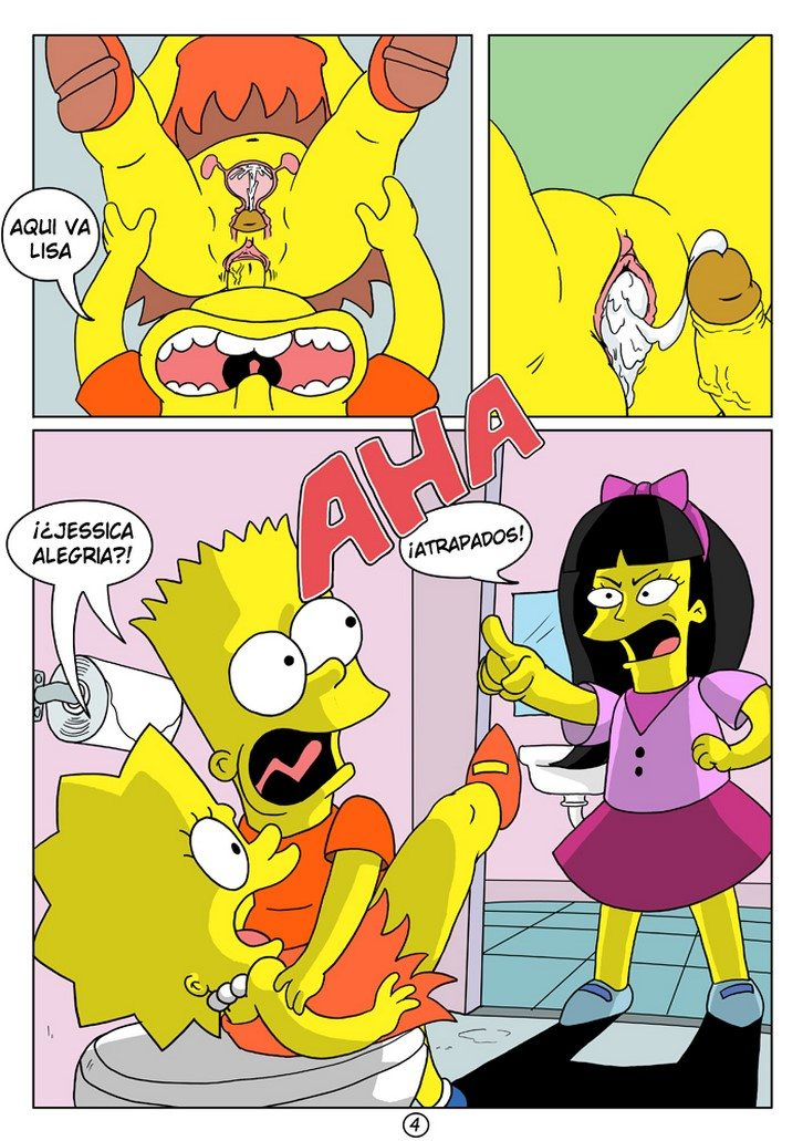 simpsons-busted-en-proceso 5