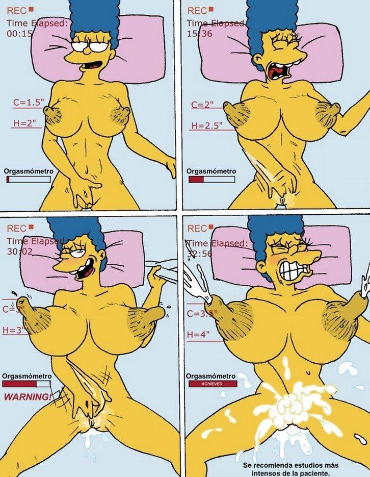 Simpsons: Hora de los Juegos Eroticos.