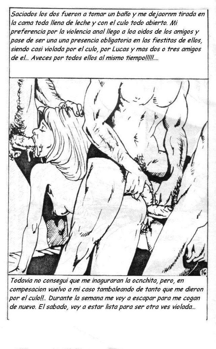 Sodomizada con placer
