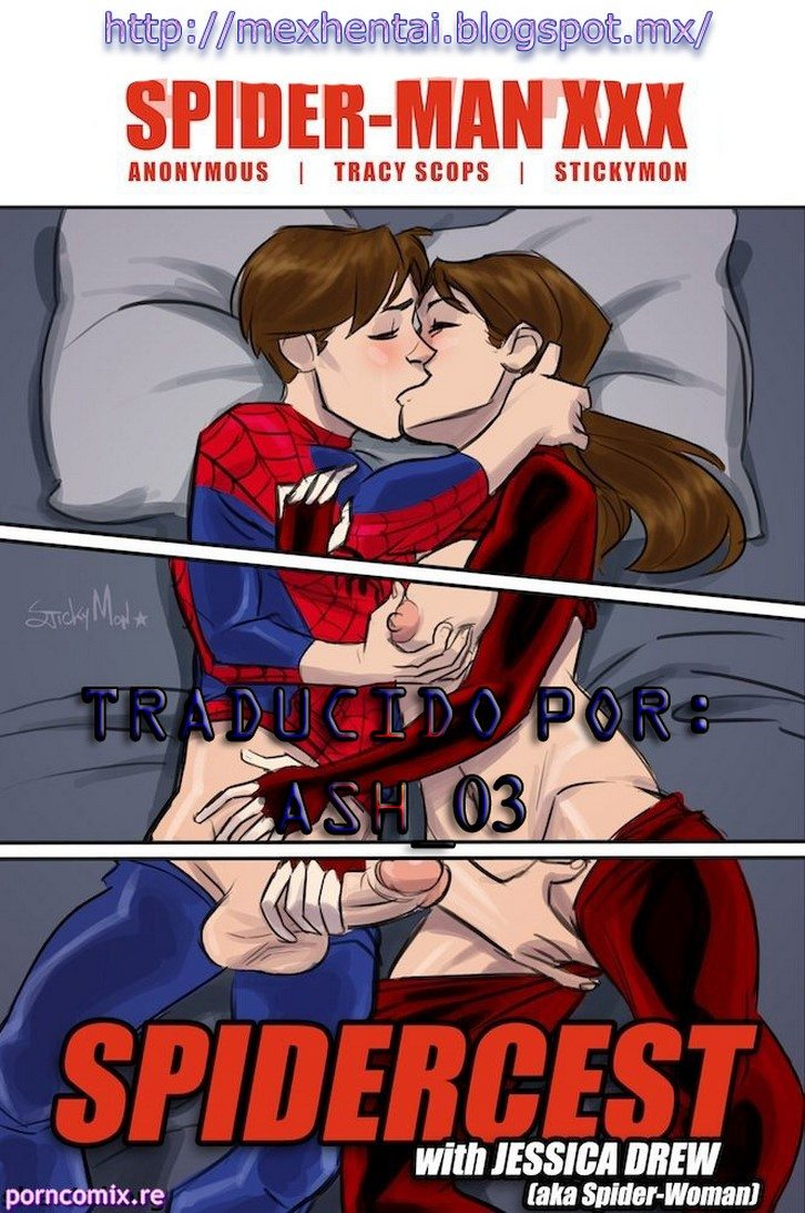 spidercest-spiderman 1